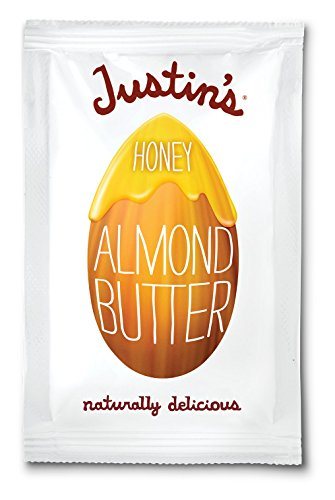 Justin's Almond Butter, Honey Squeeze Packs, 1.15 Ounce (Pack of 10) (Gluten Free Fine Cooking compare prices)