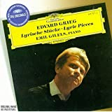 Grieg: Lyric Pieces ~ Emil Gilels