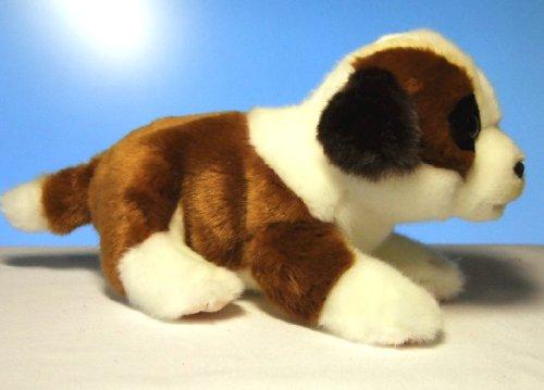 Plüschhund Hund Bernhardiner Welpe 23 cm Kuscheltier