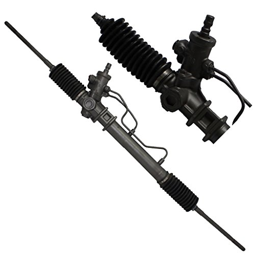 Detroit Axle Complete Power Steering Rack & Pinion Assembly 1993-2002 Toyota Corolla & Chevy Prizm -Lifetime Warranty (Toyota Corolla Time compare prices)