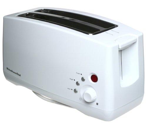 For Sale Kitchenaid Ktt570wh 4 Slice Digital Toaster With Bagel