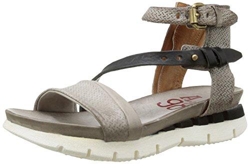 AirstepCosa - Sandali alla caviglia Donna , Grigio (Gris (Grigio)), 37