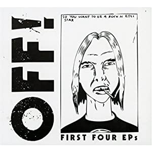 OFF!   The First Four EPs
