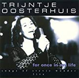 For Once in My Life - Trijntje Oosterhuis