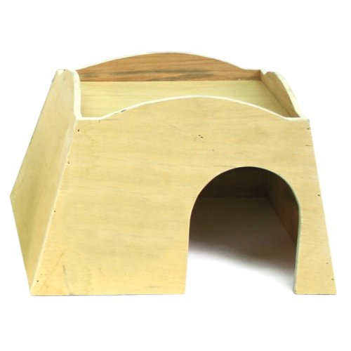 Ware-Manufacturing-Plywood-Bungalow-for-Small-Pets-Extra-Large