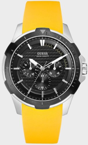 GUESS Bold and Active Watch Style in Yellow