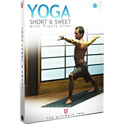 Yoga Short & Sweet with Travis Eliot