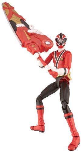 Power Rangers Samurai Collector Shinkenger Red Ranger