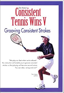 Consistent Tennis Wins 5 [VHS]