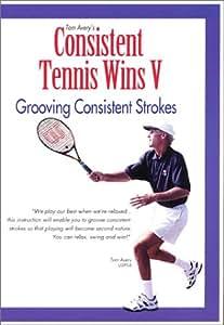 Consistent Tennis Wins 5 [VHS]
