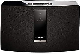 Bose SoundTouch 20 Series III ワイヤレスミュージックシステム Bluetooth/Wi-Fi対応 ブラック SoundTouch 20 III BLK 国内正規品