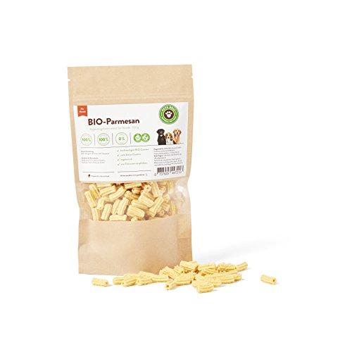 Artikelbild: Hundesnack Bio, Hundekekse Bio, Cookies BIO-Parmesan Hunde 100g   PETS DELI   Nahrungsergänzung für Hunde, Naturprodukt, Leckerbissen für Hunde