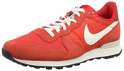 Nike Internationalist Scarpe da corsa, Uomo, Multicolore (Lt Crimson/Sail-Sail), 41