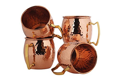 rv-hammered-copper-moscow-mule-mug-with-brass-handle-18oz-pack-of-4