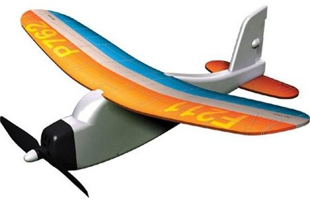 Silverlit X-Twin DIY Sky Wonder Easy RC Remote Control Plane Kit (Color May Vary) Cheap