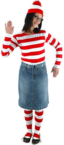 Morris Costumes Women's Where'S Wenda Kit, Large/Extra Large