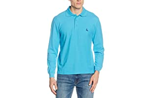 BLUE SHARK Polo (Turquesa)
