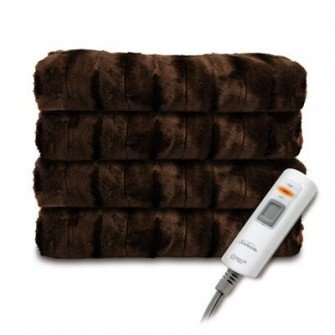 Faux Fur Duvet Cover back-687445