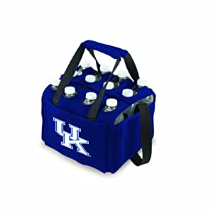 NCAA Kentucky Wildcats Beverage Buddy Insulated 12-Pack Drink Tote by Picnic Time
