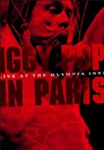 Iggy Pop - Live In Paris [1991] [DVD]