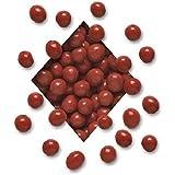 Chocolate Covered Coffee Espresso Beans (Raspberry Chocolate, 4 Oz)
