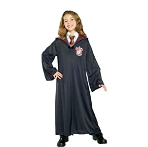 Harry Potter Childrens Costume Gryffindor Robe Fancy Dress Cloak 5-7 ...