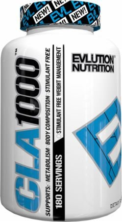 Evlution Nutrition EVL CLA 1000 180 servings