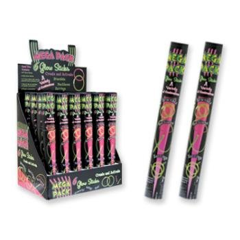 Mega Pack 6 GLOW STICK JEWELRY Pack