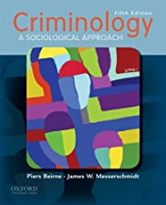 Criminology A Sociological Approach by Piers Beirne