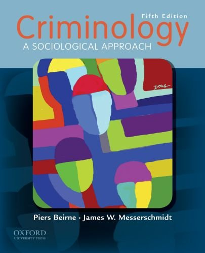Criminology: A Sociological Approach