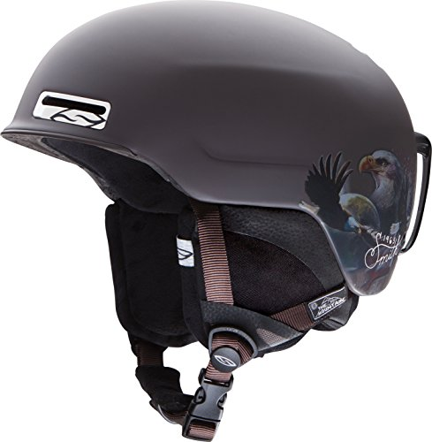 Smith Maze Snowboard Helmet - Screaming Eagle Small