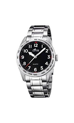 Lotus Unisex Reloj de pulsera analógico cuarzo acero inoxidable 18275/3