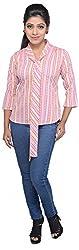 SSMITN Women's Regular Fit Top (Multicolor, SN9032 _ Medium)