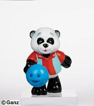 Webkinz Mini PVC Figure KinzPinz Panda [Toy]