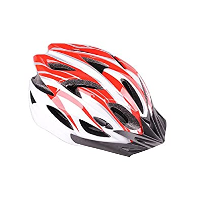 H-015 Mens Womens PC and EPS Material Road Mountain Cycle helmet 5 Colors from CLOUDWAL