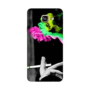 Skintice Designer Back Cover with direct 3D sublimation printing for Sony Xperia C5
