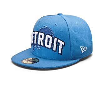 NFL Detroit Lions Draft 5950 Cap by New Era