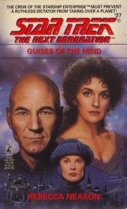 Image for Guises of the Mind (Star Trek The Next Generation, No 27)