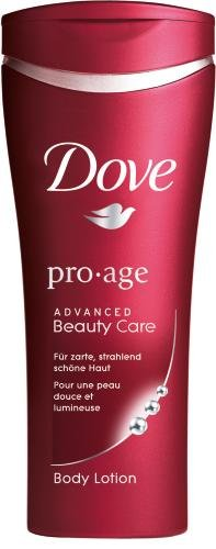 Dove Pro Age Beauty Body Lotion 250ml