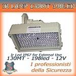 Illuminatore Infrarosso - 130mt IR La...
