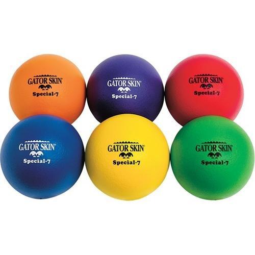 Gator Skin Dodgeballs 7′ Gator Skin Dodgeballs Set