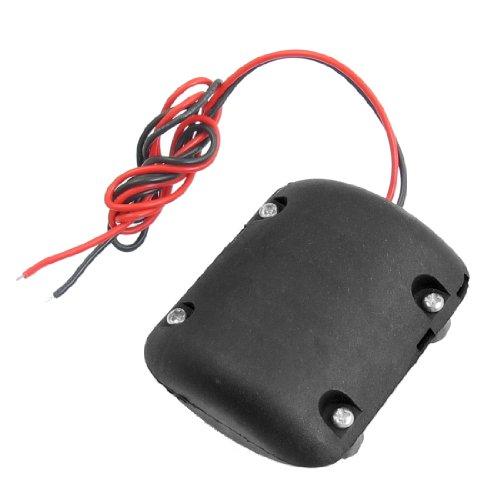 6V 8000 Rpm 0.8A Dc Black Box Vibration Magnetic Gear Box Motor