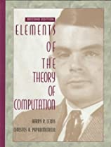 Elements of the Theory of Computation (2nd Edition)