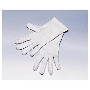 Hama Baumwoll-Handschuhe, Gr. 7, Weiß