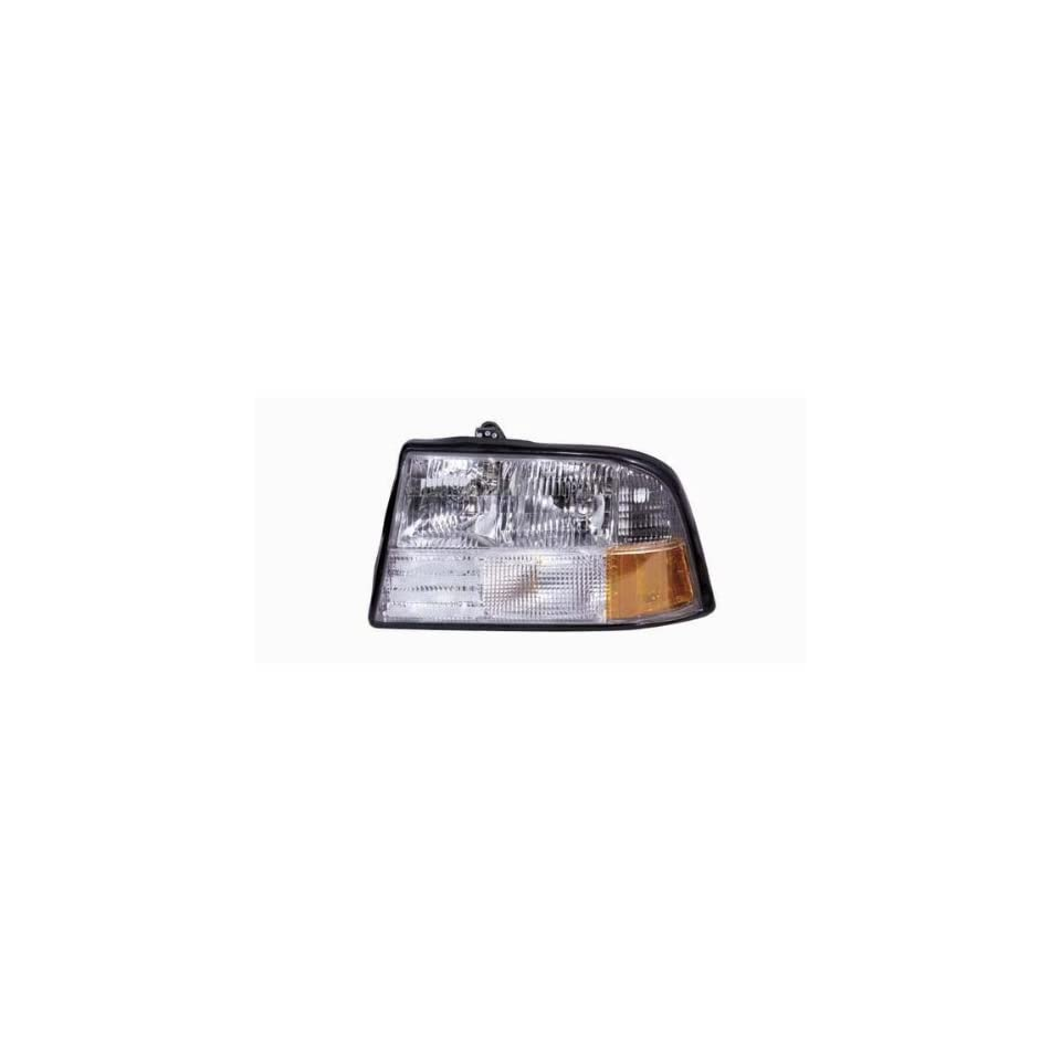 Eagle Eyes CS099-U000L Jeep Driver Side Park//Signal//Side Marker Lamp CH2520139V