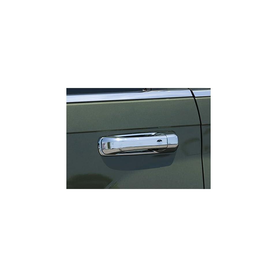 Mopar 1PUT0194 Dodge Ram Chrome Door Handle Covers   Pull Handels Only