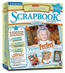 Creating Keepsakes Scrapbook Designer Version 2 Platinum