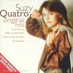 Suzi Quatro - Original Hits - Lyrics2You