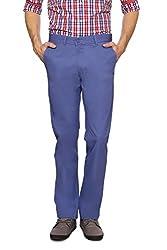 Van Heusen Men Slim Fit Pants_VSTF514S07565_ 32
