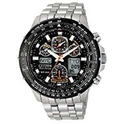 Citizen Eco-Drive Men's Skyhawk A-T Titanium Watch #JY0010-50E